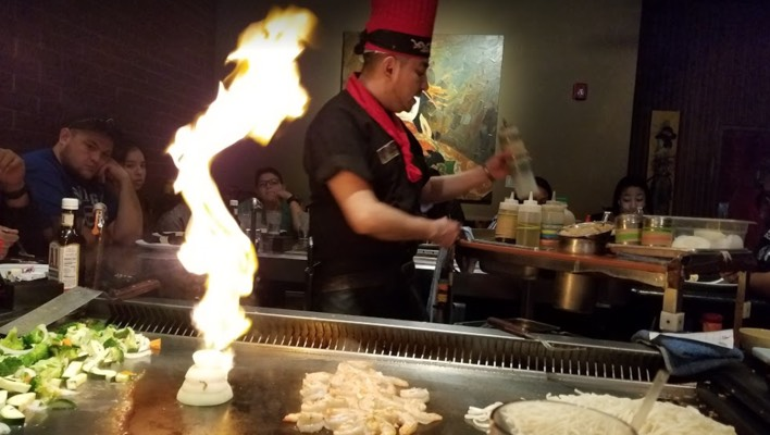 Click Here To View Our Hibachi SteakHouse Menu